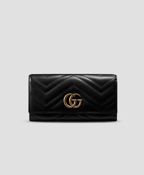 Geldbörse schwarz Gucci