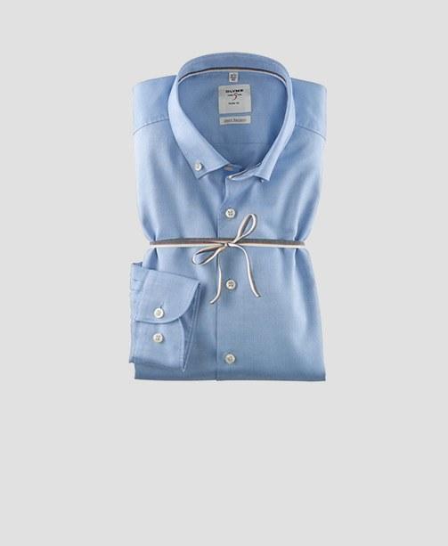 hellblaues Hemd von Olymp
