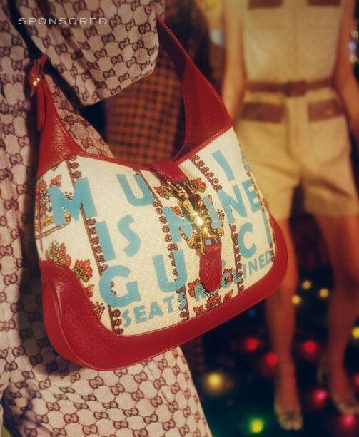 Gucci 100 Kollektion - Tasche