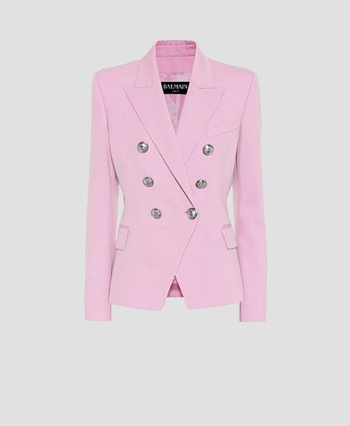 rosa Blazer Balmain