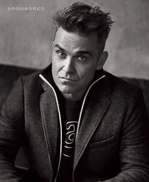 Marc O'Polo x Robbie Williams Kollektion
