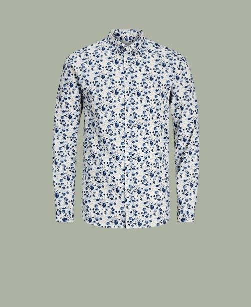 gemustertes Hemd von Jack&Jones