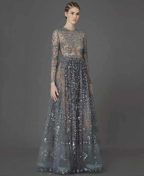Abendkleid Valentino