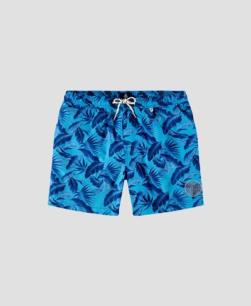 Badeshorts blau von Gaastra