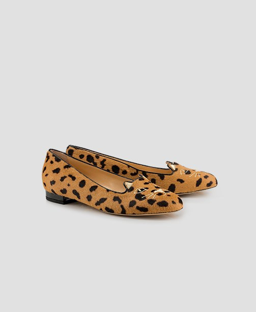 Kitty Slipper Charlotte Olympia