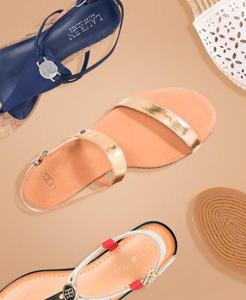 Sommer-Sandalen