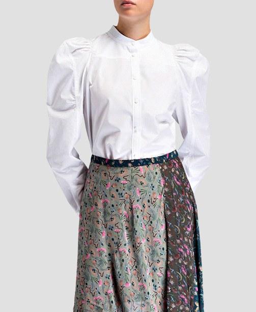 Bluse von Chloé