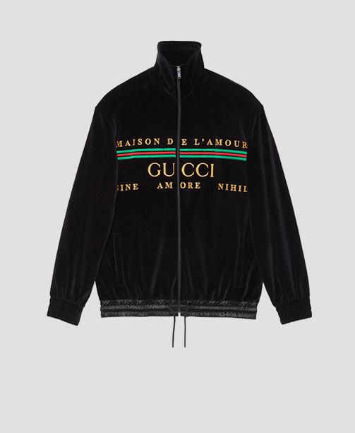 Gucci Übergangsjacke