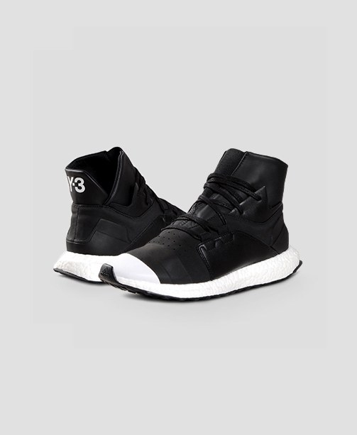 Hightop Sneaker Y3 im Sale