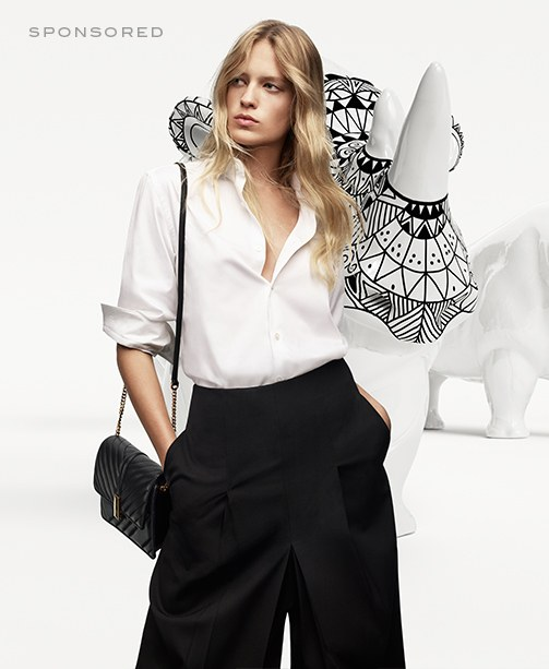Hugo Boss Damen Look