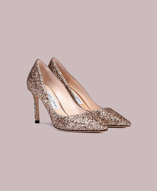 Glitzer-Pumps Jimmy Choo