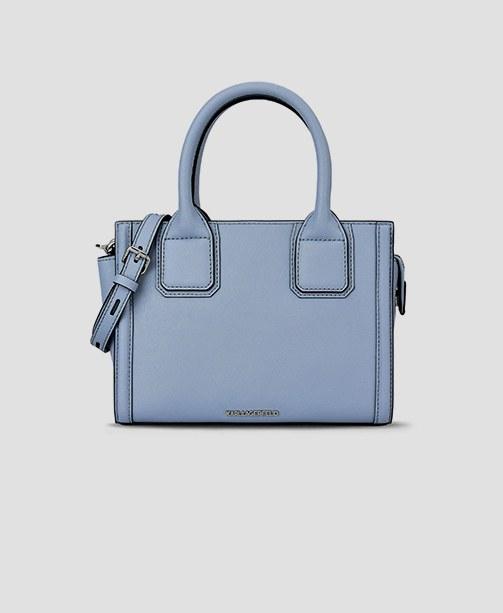 Hellblaue Tasche Karl Lagerfeld