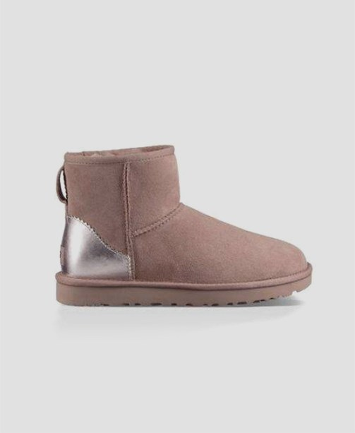 Ugg Boots rosa-metallic