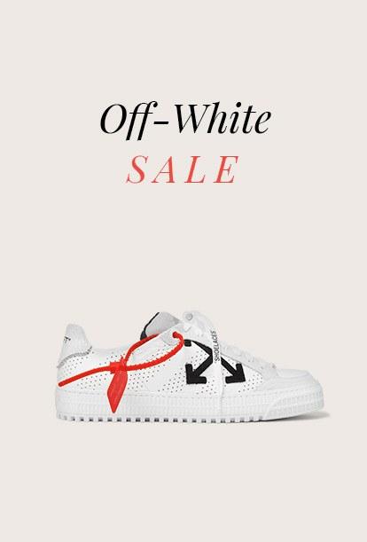 Off-White Sale