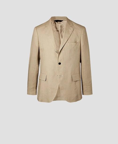 Anzug aus Leinen von Zegna