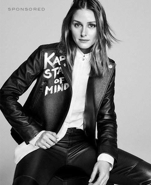 Karl Lagerfeld x Olivia Palermo